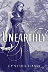 Book cover for Unearthly (Unearthly, #1)