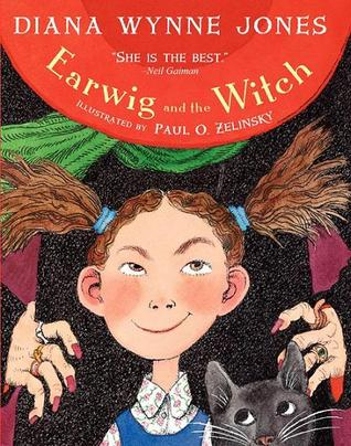 Earwig and the Witch by Diana Wynne Jones