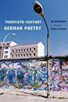 Twentieth-Century German Poetry