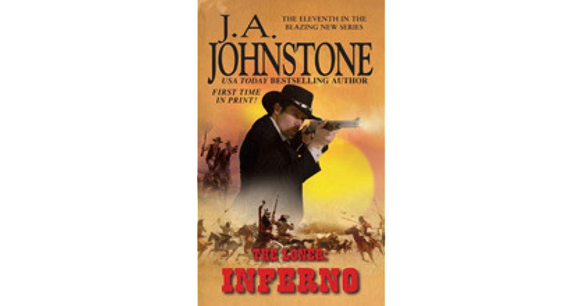 Inferno The Loner 12 By JA Johnstone