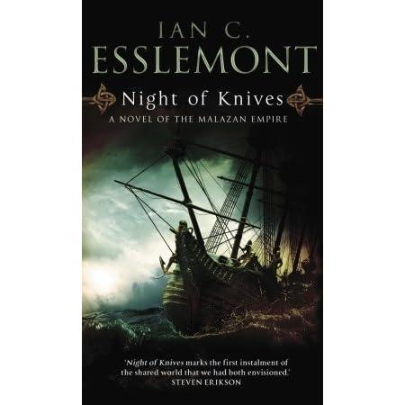 Night Of Knives: A Novel Of The Malazan Empire