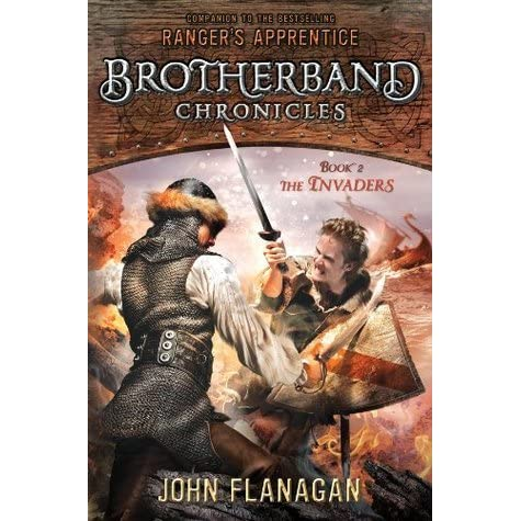 The Invaders John Flanagan Ebook