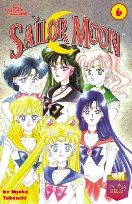 Sailor Moon, #6
