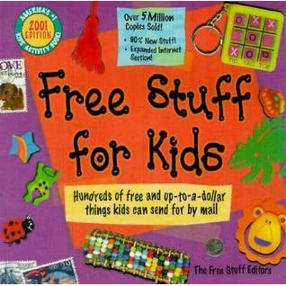 Free Stuff for Kids by Free stuff editors