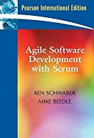 Agile Software Development with Scrum. Ken Schwaber and Mike Beedle