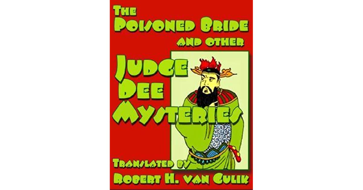 celebrated cases of judge dee summary