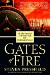 Book cover for Gates of Fire