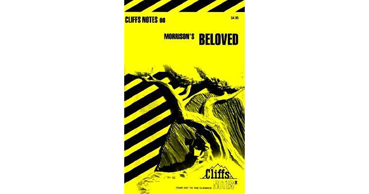 CliffsNotes: Morrison\'s Beloved by Mary Robinson