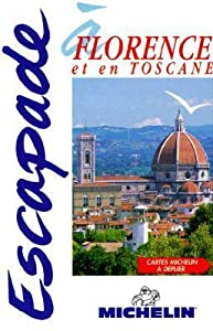 Michelin In Your Pocket Florence et la Toscane, 1e