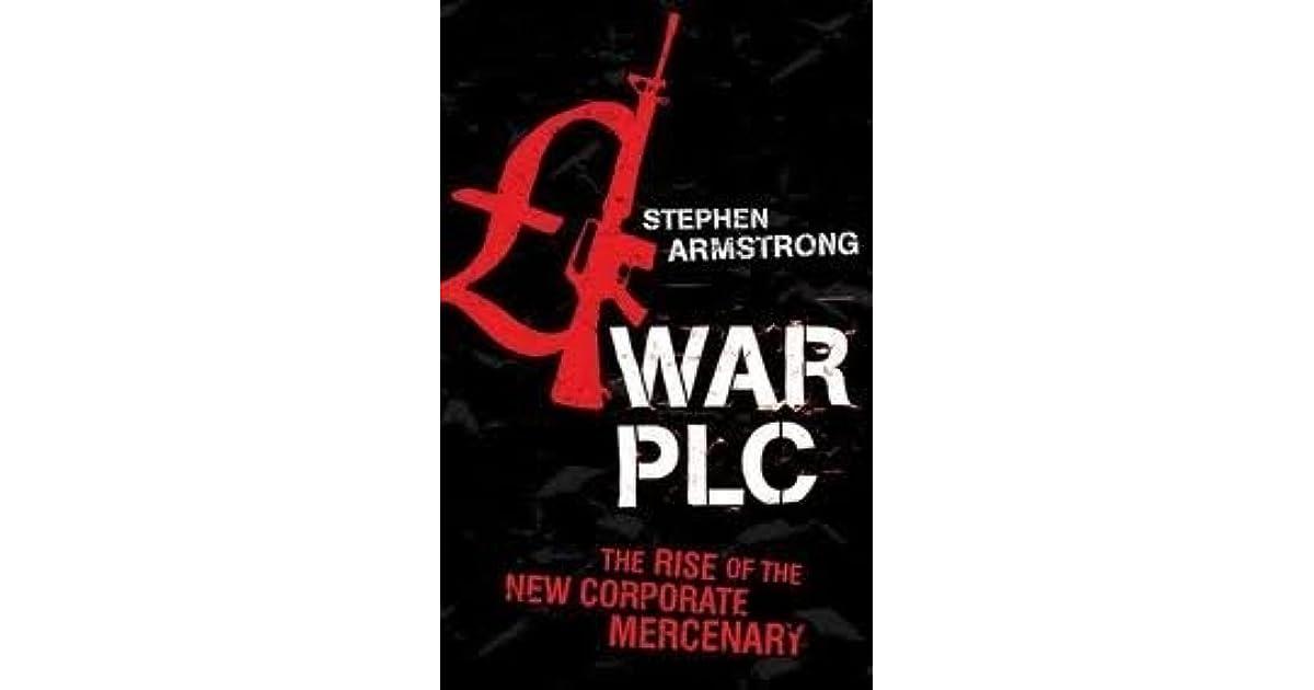war plc armstrong stephen