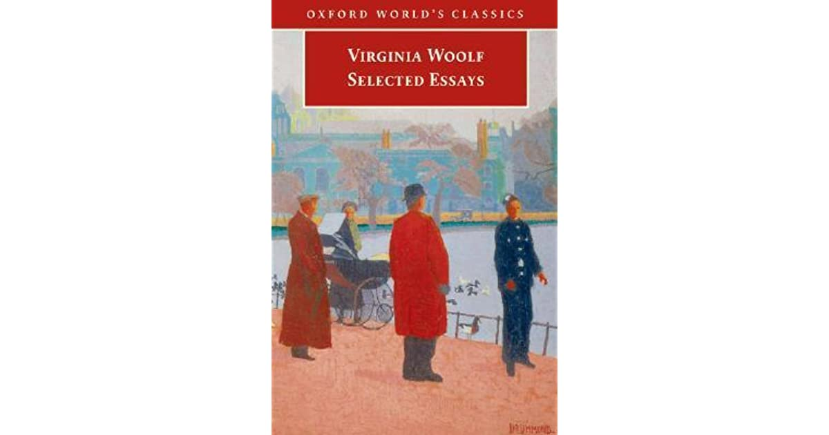 virginia woolf essays full text
