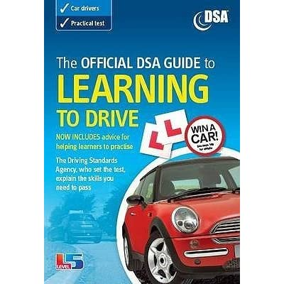 the official dsa guide to learning to drive by driving standards agency rh goodreads com Driving Guide Book Open Book Guide