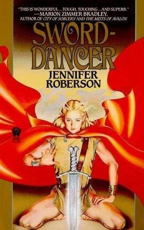Sword-Dancer by Jennifer Roberson