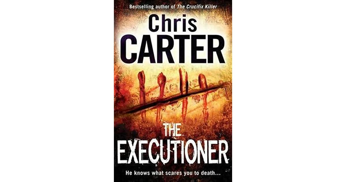 Download executioner ebook the chris carter