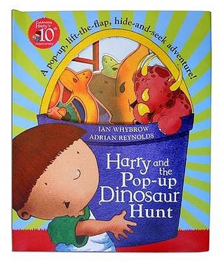 Harry and the Pop-Up Dinosaur Hunt: Hide-And-Seek Adventure!