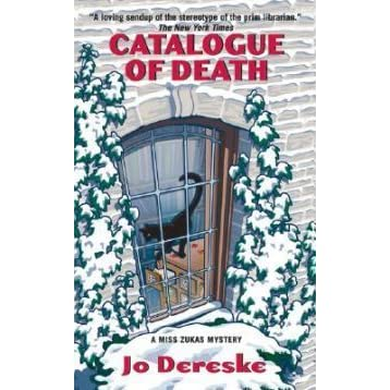 Catalogue of Death (Miss Zukas, #10) by Jo Dereske