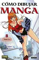 Como Dibujar Manga, vol. 8: Fondos
