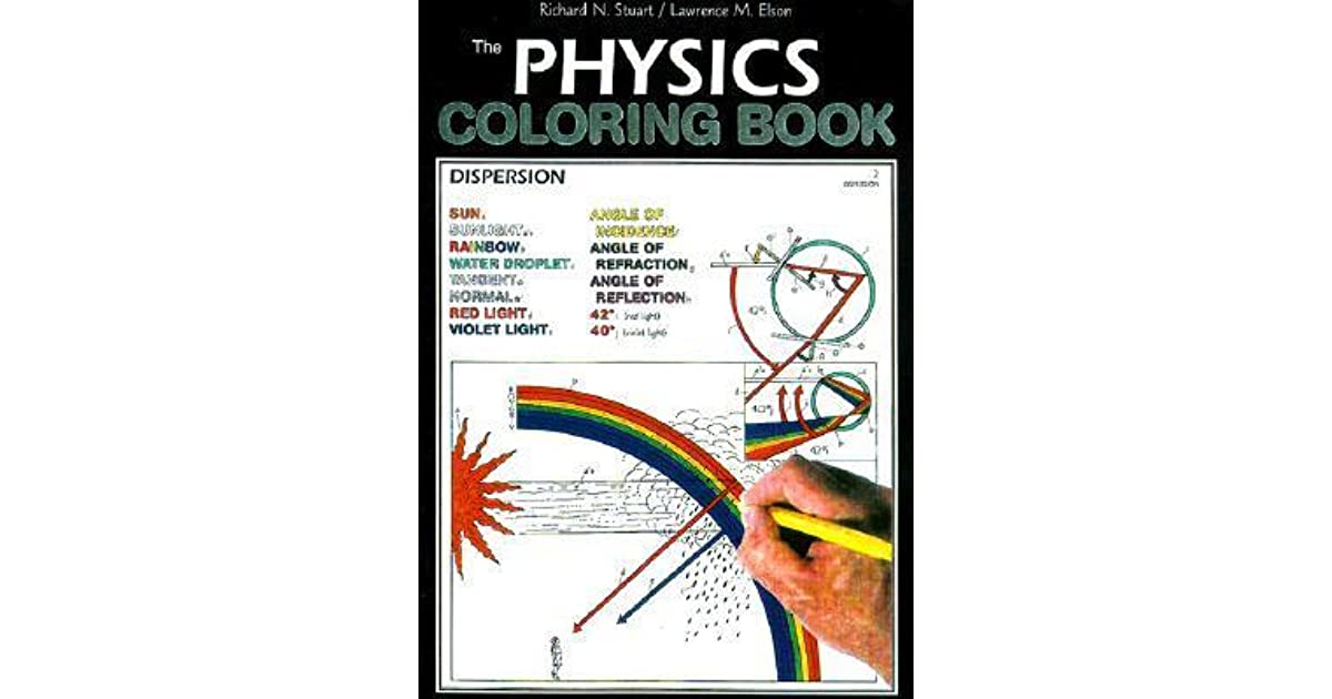 The Physics Coloring Book by Lawrence M. Elson