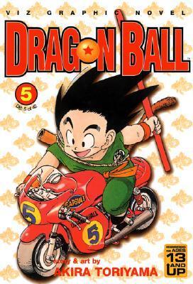 Dragon Ball Vol 5 The Red Ribbon Army By Akira Toriyama