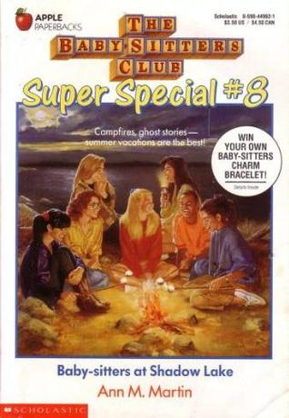 Baby-sitters at Shadow Lake (The Baby-Sitters Club Super Special, #8)