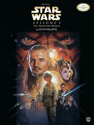 Star Wars Episode I the Phantom Menace: Piano/Vocal/Chords [With Full Color Pull-Out Poster]