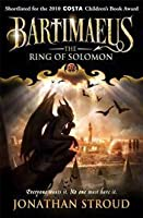 The Ring of Solomon (Bartimaeus, #4)