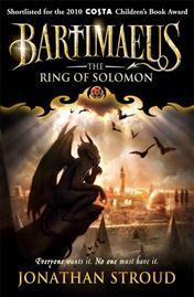The Ring of Solomon (Bartimaeus, #4)