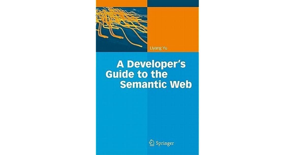 introduction to the semantic web and semantic web services yu liyang
