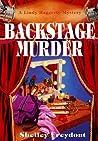 Backstage Murder (Lindy Haggerty, #1)