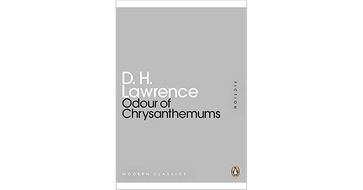odour of chrysanthemums observations essay Wikipedia:acf regionals answers/02 and left behind a book of observations the odour of chrysanthemums-- elizabeth bates associates the title sensation.