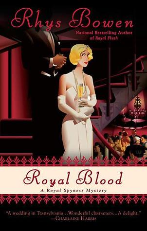 Royal Blood (Her Royal Spyness Mysteries, #4)