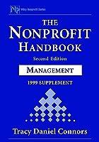 The Nonprofit Handbook, Management: 1999 Supplement