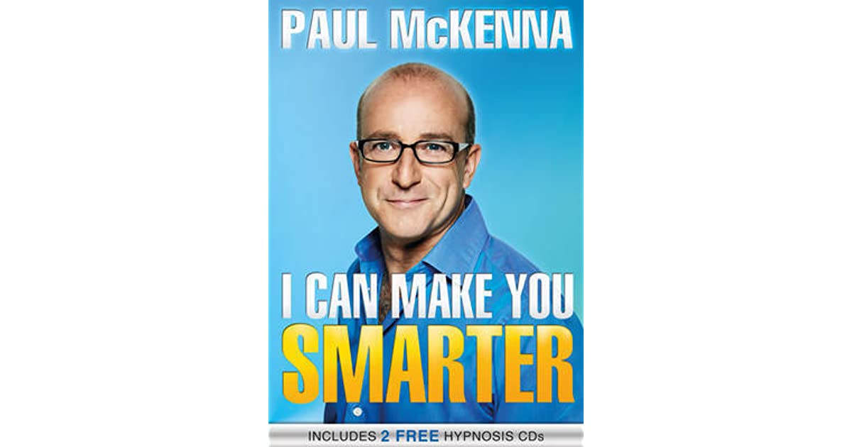 I can make you smarter by paul mckenna fandeluxe Gallery