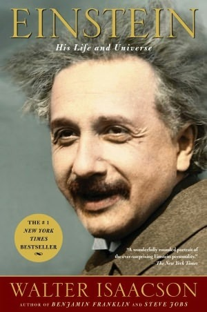 Einstein His Life and Universe - Walter Isaacson