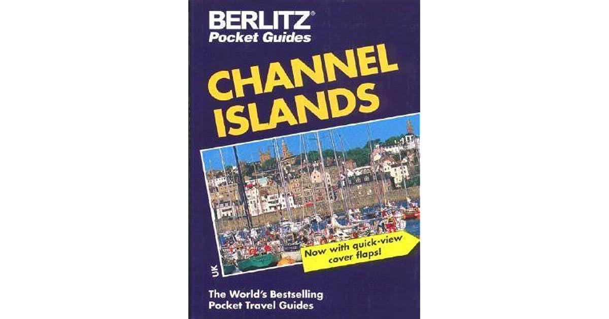 berlitz pocket guide jersey