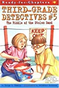 The Riddle Of The Stolen Sand (Third-Grade Detectives #5)