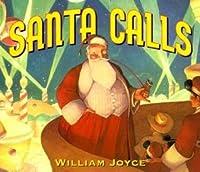 Santa Calls Board Book