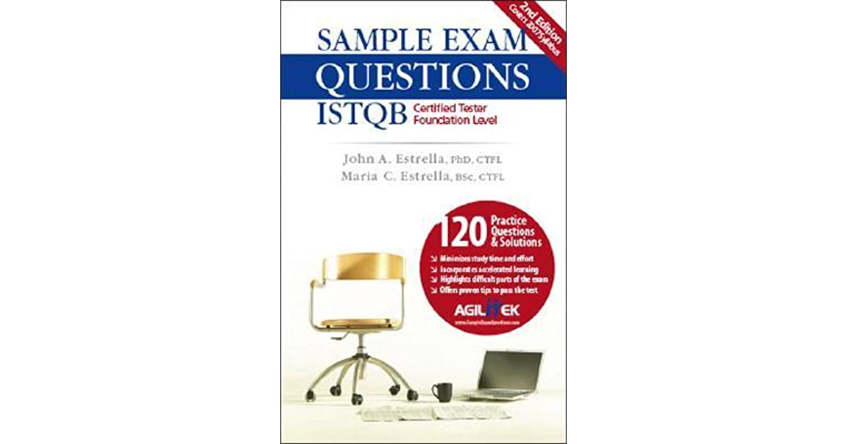 Sample Exam Questions Istqb Certified Tester Foundation Level Pdf