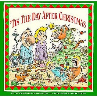 Day After Christmas.Tis The Day After Christmas By Jack Dillard