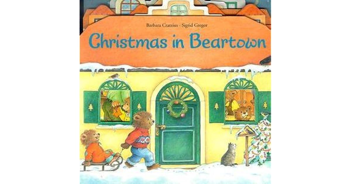 Christmas In Beartown By Barbara Cratzius