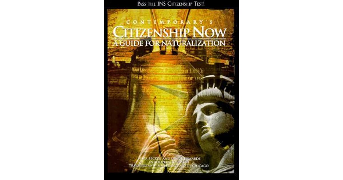 Contemporary's Citizenship Now: With Book by Aliza Becker