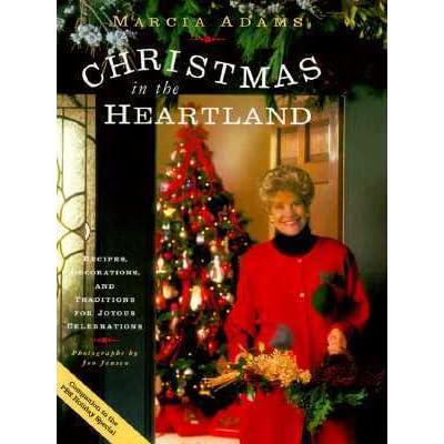 Marcia Adams Christmas In The Heartland