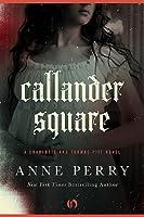 Callander Square (Thomas and Charlotte Pitt Series #2)