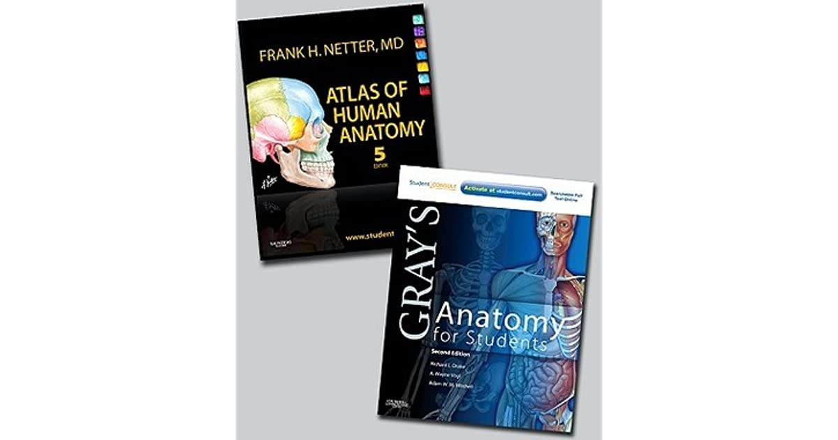 Netter Atlas of Human Anatomy and Gray\'s Anatomy for Students ...