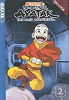 Avatar Volume 2: The Last Airbender (Avatar #2)