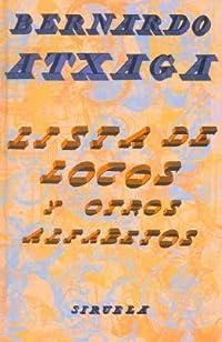 Lista de Locos y Otros Alfabetos