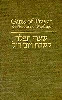 Gates of Prayer for Shabbat & Weekdays (English): Gender-Inclusive Edition