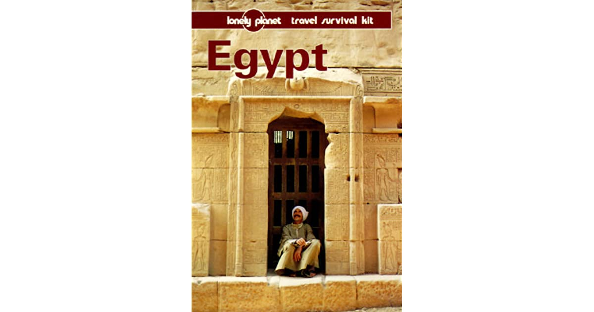 Egypt A Travel Survival Kit By Geert Cole