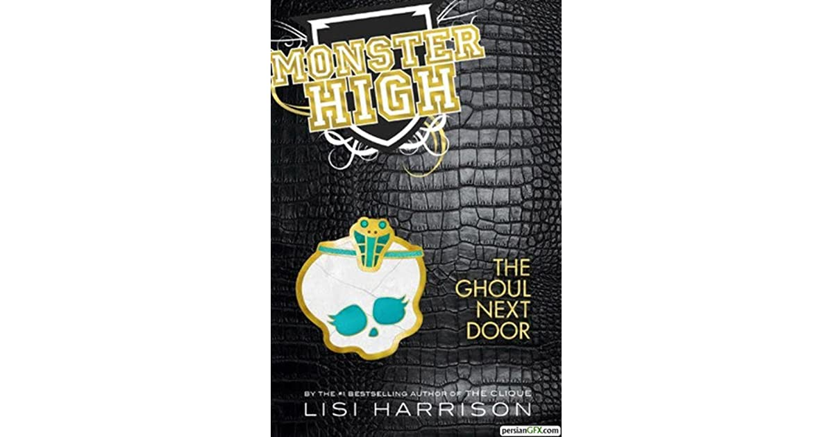 monster high the ghoul next door book report