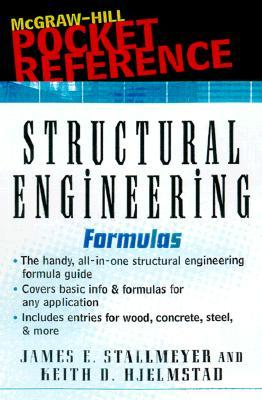Structural Engineering Formulas (Pocket References (Mc Graw Hill))